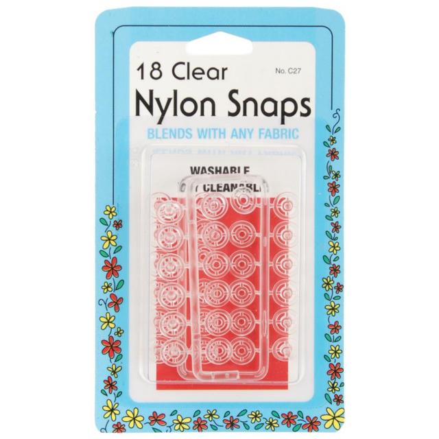 Nylon Snaps 103